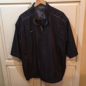 Nike golf windbreaker shirt xxl